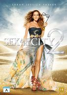 Sex and the City 2 - Danish DVD cover (xs thumbnail)