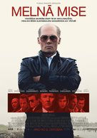 Black Mass - Latvian Movie Poster (xs thumbnail)