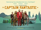 Captain Fantastic - British Movie Poster (xs thumbnail)