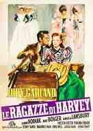 The Harvey Girls - Italian Movie Poster (xs thumbnail)