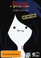 """""""Adventure Time with Finn and Jake"""" - Australian Movie Cover (xs thumbnail)"""