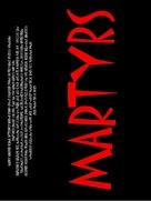 Martyrs - German poster (xs thumbnail)