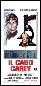 The Carey Treatment - Italian Movie Poster (xs thumbnail)