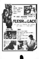 Flesh and Lace - Movie Poster (xs thumbnail)