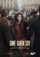 """Dime quién soy"" - Spanish Movie Poster (xs thumbnail)"