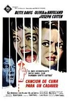 Hush... Hush, Sweet Charlotte - Spanish Movie Poster (xs thumbnail)