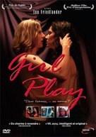 Girl Play - French Movie Cover (xs thumbnail)