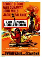 Oklahoma Crude - Belgian Movie Poster (xs thumbnail)