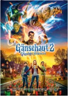 Goosebumps 2: Haunted Halloween - German Movie Poster (xs thumbnail)