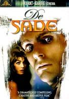 De Sade - DVD cover (xs thumbnail)