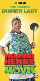 Horrid Henry: The Movie - British Movie Poster (xs thumbnail)