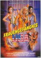 Frauengefängnis - German Movie Poster (xs thumbnail)