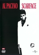 Scarface - DVD cover (xs thumbnail)