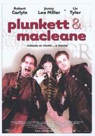 Plunkett & Macleane - Italian poster (xs thumbnail)