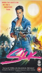 Silk - British VHS cover (xs thumbnail)