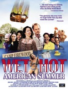 Wet Hot American Summer - Movie Poster (xs thumbnail)
