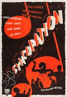 Syncopation - Swedish Movie Poster (xs thumbnail)