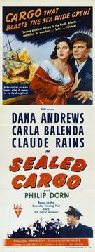 Sealed Cargo - Movie Poster (xs thumbnail)