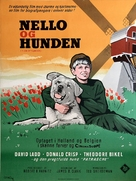 A Dog of Flanders - Danish Movie Poster (xs thumbnail)