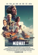 Midway - Spanish Movie Poster (xs thumbnail)