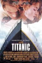 Titanic - Canadian Movie Poster (xs thumbnail)