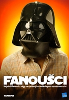 Fanboys - Czech DVD movie cover (xs thumbnail)