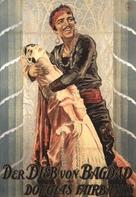 The Thief of Bagdad - German Movie Poster (xs thumbnail)