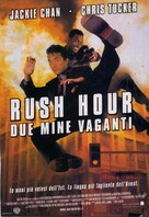 Rush Hour - Italian Movie Poster (xs thumbnail)