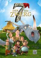 Der 7bte Zwerg - German Movie Poster (xs thumbnail)