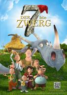 Der 7bte Zwerg - German Movie Poster (xs thumbnail)