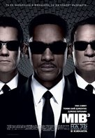 Men in Black 3 - Bulgarian Movie Poster (xs thumbnail)
