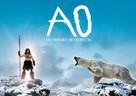 Ao, le dernier Néandertal - French Movie Poster (xs thumbnail)