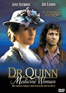 """Dr. Quinn, Medicine Woman"" - DVD movie cover (xs thumbnail)"