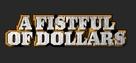 Per un pugno di dollari - Logo (xs thumbnail)