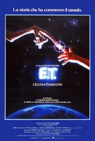 E.T.: The Extra-Terrestrial - Italian Theatrical poster (xs thumbnail)