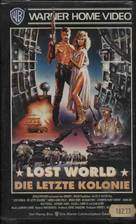 World Gone Wild - German Movie Cover (xs thumbnail)