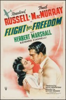 Flight for Freedom - Movie Poster (xs thumbnail)