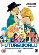 Futureworld - British Movie Cover (xs thumbnail)