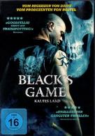 Svartur á leik - German DVD cover (xs thumbnail)