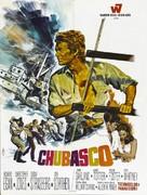 Chubasco - French Movie Poster (xs thumbnail)