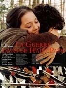 La guerre dans le Haut Pays - French Movie Poster (xs thumbnail)