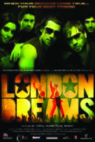 London Dreams - Indian Movie Poster (xs thumbnail)