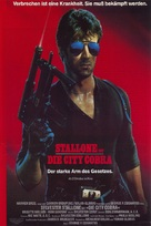 Cobra - German Movie Poster (xs thumbnail)
