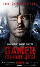 Gamer - Thai Movie Poster (xs thumbnail)