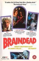 Braindead - British Movie Cover (xs thumbnail)