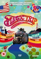 Magic Trip - British DVD cover (xs thumbnail)