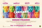 Carnage - Italian Movie Poster (xs thumbnail)