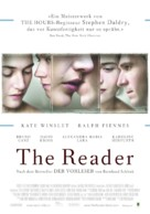 The Reader - German Movie Poster (xs thumbnail)
