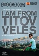 Jas sum od Titov Veles - DVD cover (xs thumbnail)