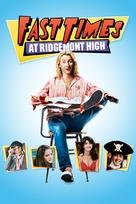 Fast Times At Ridgemont High - DVD cover (xs thumbnail)